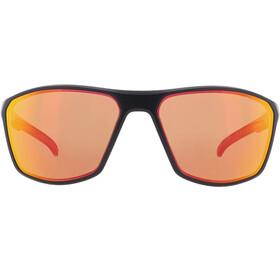 Red Bull SPECT Raze Sunglasses Men, negro/rojo